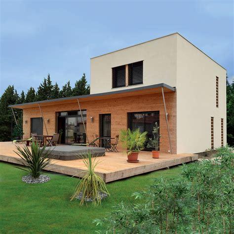 Rehausse Maison Ossature Bois 4710 by Maison Ossature Bois Var Cheap Maison En Bois Var With