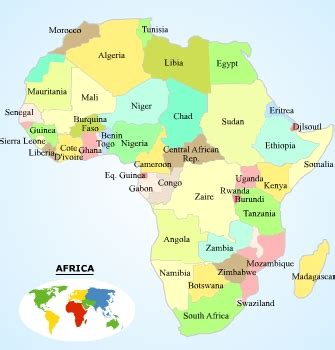 africa map jamaica jamaica strengthening ties with africa jamaicapage