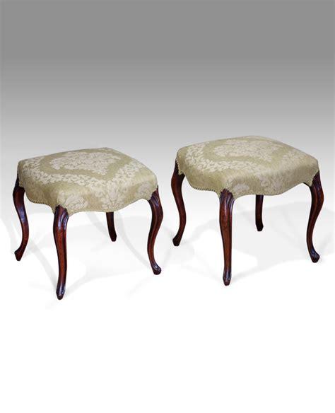 pair of antique stools antique stool antique foot