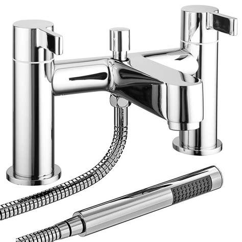 bath taps with shower bath shower mixer taps w shower kit
