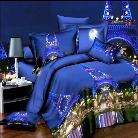 eiffel tower bedding gender friendly themed bedding for guys and