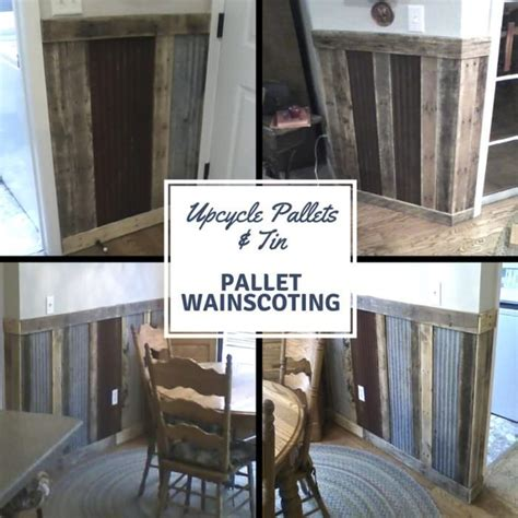 Pallet Wainscoting by 18398 Best Recycled Pallets Ideas Projects Images On