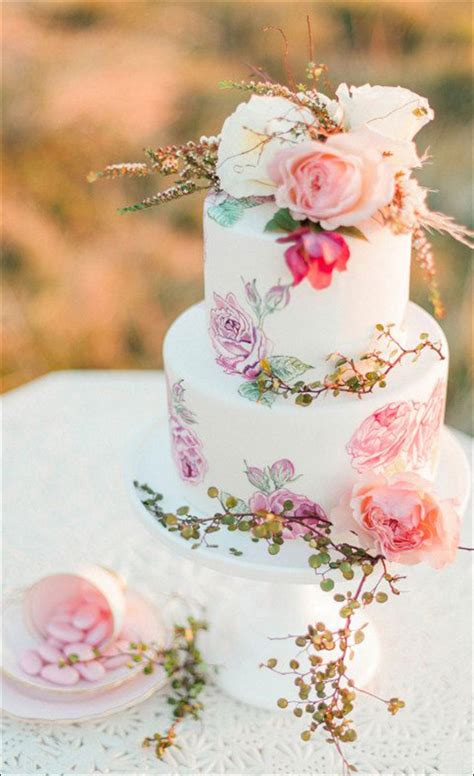 Wedding Cakes Simple But by 11 Simple Wedding Cakes That You Will