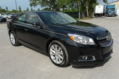 used 2013 chevy malibu ltz buy used 2013 chevy malibu ltz 2 5l abs cruise leather