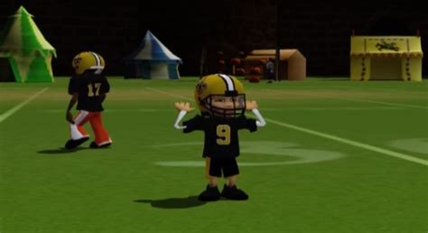 backyard football 2010 backyard sports rookie rush arrives oct 26 takes on tech