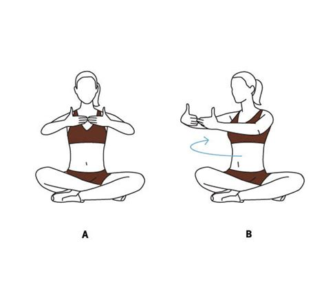 move 6 torso twist lower abdominal exercises real simple