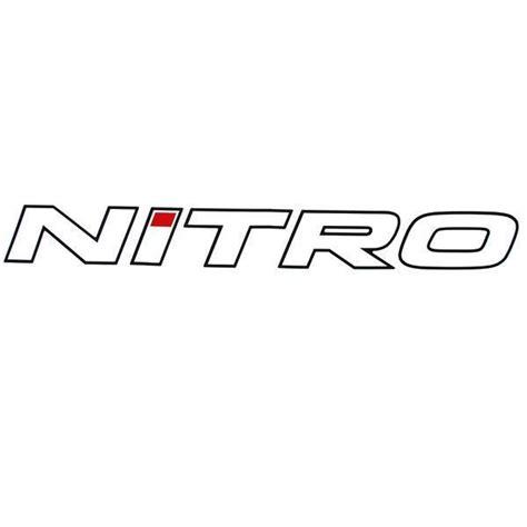 nitro boat decals tracker oem 151752 nitro 28 inch vinyl boat decal single