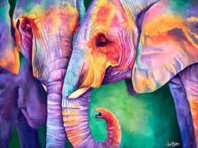 colorful elephant painting image result for http sinclairstratton