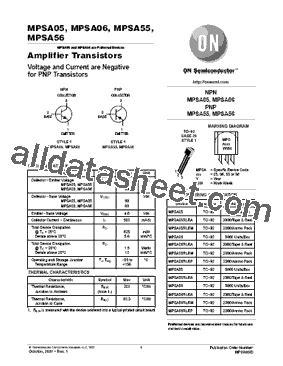 transistor equivalent mpsa56 transistor equivalent mpsa56 28 images mmbt2907 データシート pdf fairchild semiconductor 2n4403