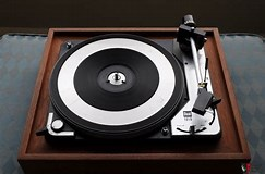 Image result for idler drive turntable. Size: 243 x 160. Source: www.canuckaudiomart.com