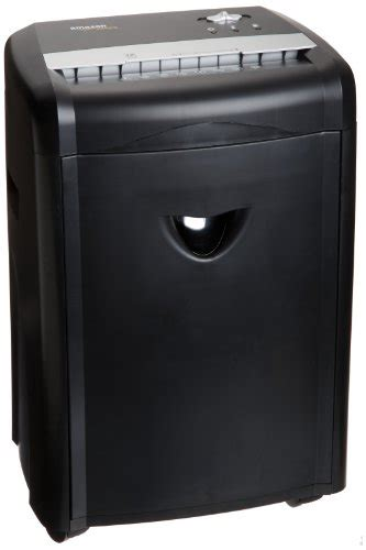 Amazonbasics Shredder by Amazonbasics 12 Sheet High Security Micro Cut Paper Cd And Import It All