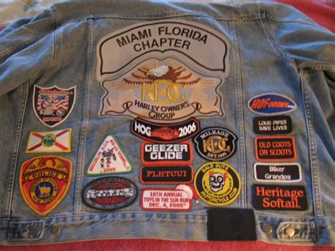 harley owners jacket ebay