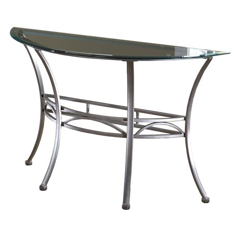 Sears Sofa Table by Hillsdale Sofa Table Glass Top