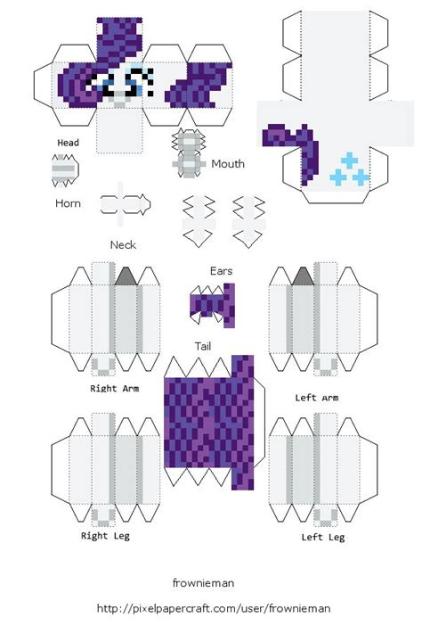 My Papercraft - 17 best images about mindcraft on papercraft