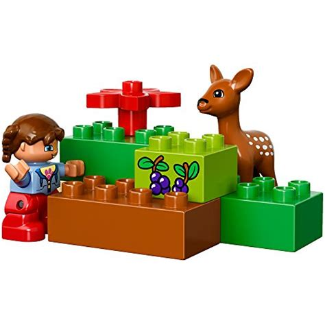 Lego Duplo 10584 Forest lego duplo 10584 park forest import it all