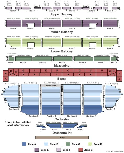 fabulous fox seating fabulous fox theatre tickets