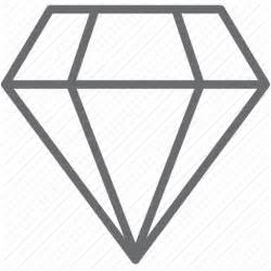 Gem Outline by Diamonds Gem Jewelry Ring Ruby Icon Icon Search Engine
