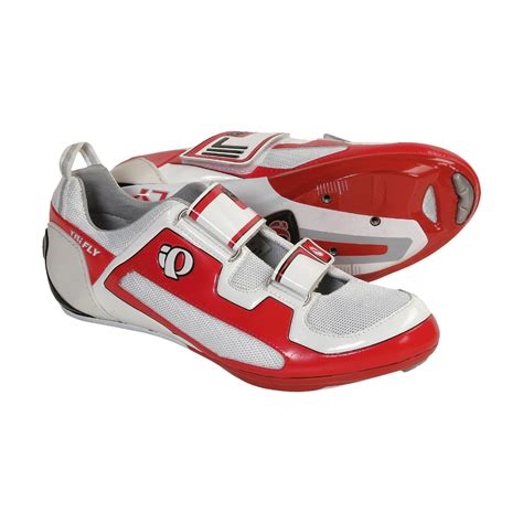 triathlon bike shoes pearl izumi tri fly ii triathlon cycling shoes for