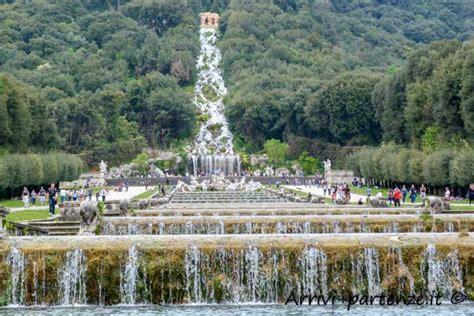 i giardini della reggia di caserta reggia di caserta cosa vedere tra arte e natura arrivi