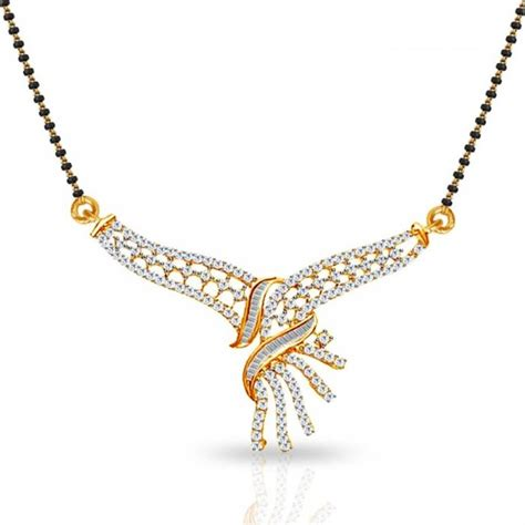 gold jewellery pattern 15 mangalsutra designs in gold the thread of love