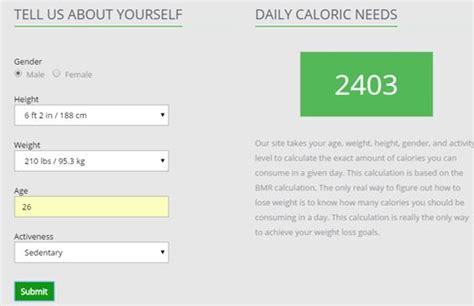 weight loss goal calculator calorie calculator for weight loss goal domainnews