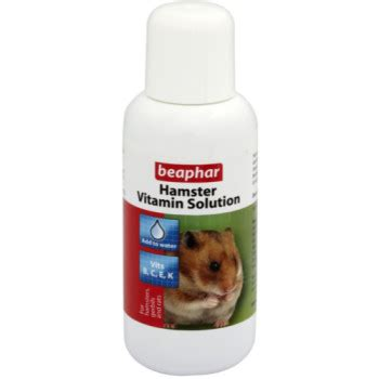 Vitamin Hamster Small Pet Health Hygeine Waitrose Pet