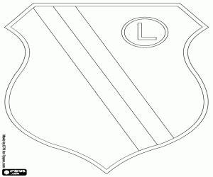 desenhos escudos dos clubes futebol europa colorir jogos pintar imprimir