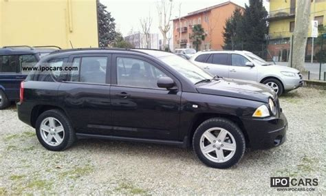 Turbo Jeep Compass 2007 Jeep Compass 2 0 Turbo Diesel Sport Car Photo And Specs