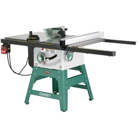 Table Saw Sale by Grizzly G0661 10 Quot 2 Hp Contractor Style Table Saw With