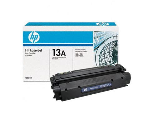 Toner Q2613a hp laserjet 1300n toner cartridge made by hp 2500 pages