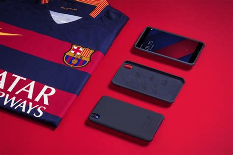 Casing Oppo F1 Plus Blue Minecraft Custom Oppo F1 Plus Fc Barcelona Edition Has Been Officially