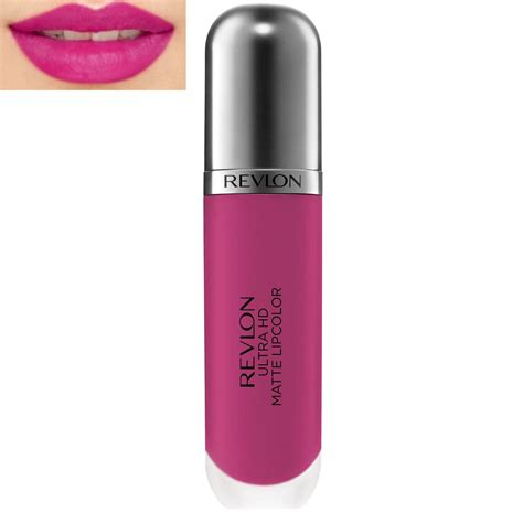 Revlon Ultra revlon ultra hd matte lip color 665 intensity beautyinc gr