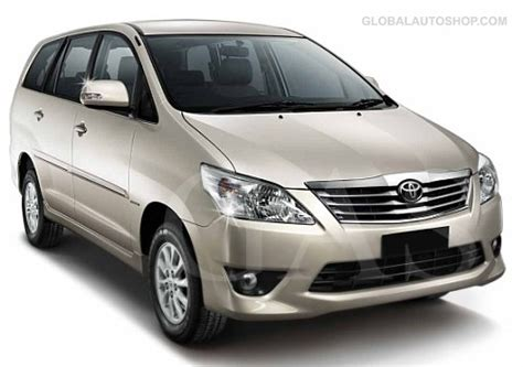 Innova Grand All New 2016 Reborn Outer Chrome toyota innova chrome grill custom grille grill inserts chrome grille