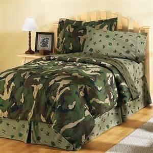 Army Camouflage Bedding Sets Hometrends Camouflage Ii Comforter Set Walmart