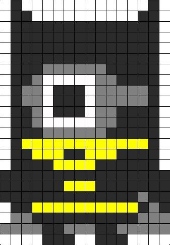 minion bead pattern 25 best batman minion ideas on minion