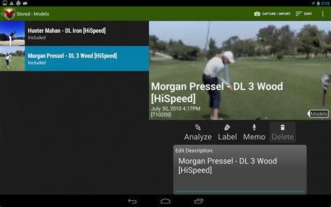 golf swing analysis app android v1 golf android apps on google play