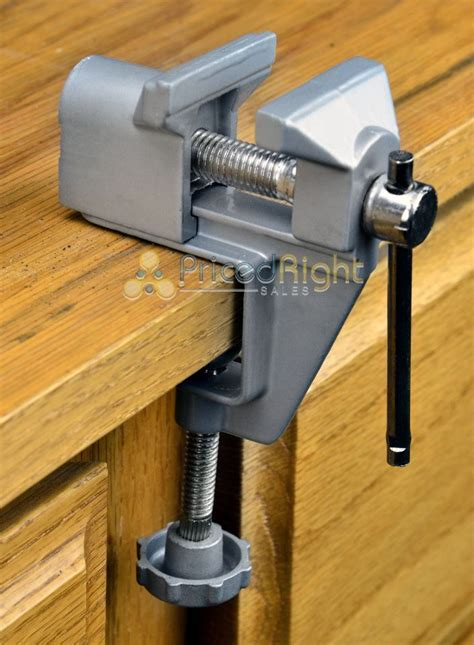 mini bench vise mini bench vise table swivel lock cl vice craft hobby
