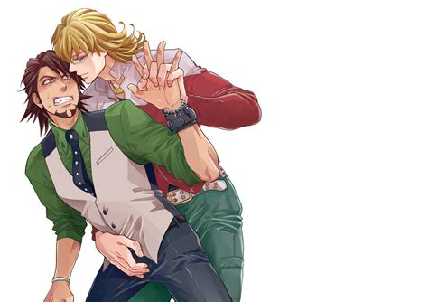 bunny and tiger and bunny yaoi photo 26749800 fanpop