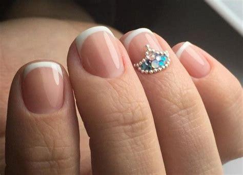 best color for short fingernails french nail art for short nails neutral color makeup