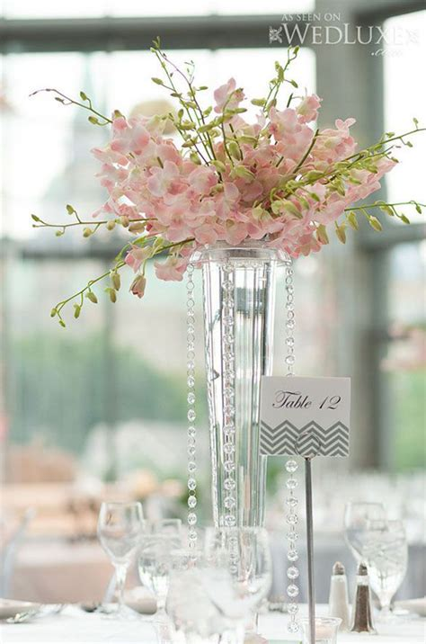 tall wedding centerpiece ideas archives weddings romantique