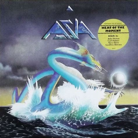 asia heat of the moment asia heat of the moment by asia lp with vinyl59 ref