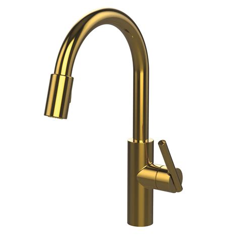 newport brass kitchen faucets newport brass1500 5103 east linear pull kitchen