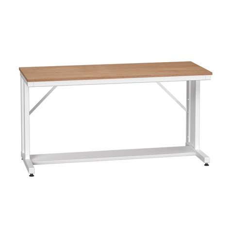 high benches 780mm high cantilever bench with mpx worktop bott workplace