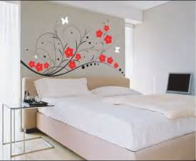 Wall Decor Ideas For Bedroom Bedroom Wall Design Ideas Modern Wallpaper Bedroom Design