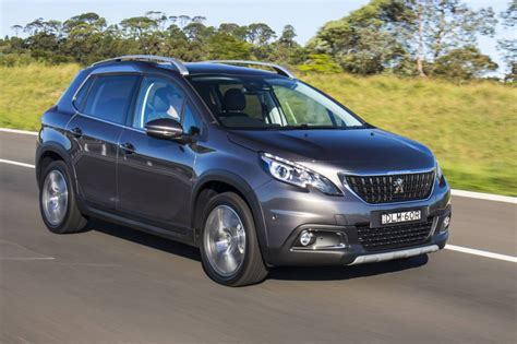 peugeot 2008 black new look 2017 peugeot 2008 now on sale in australia