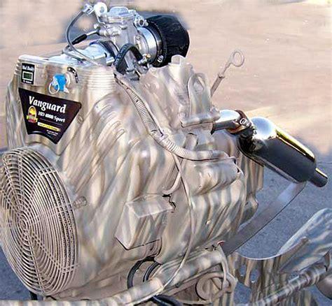 23 hp vanguard mud motor ассоциация экспериментальной авиации двигатель briggs