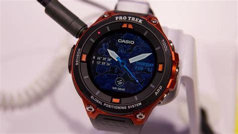Smartwatch Casio casio wsd f20 smartwatch review tech advisor