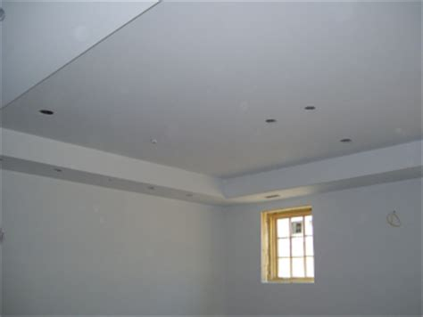 Smooth Ceiling by Hjw Drywall