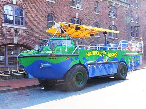 duck boat tours halifax the halifax harbour hopper westjet magazine
