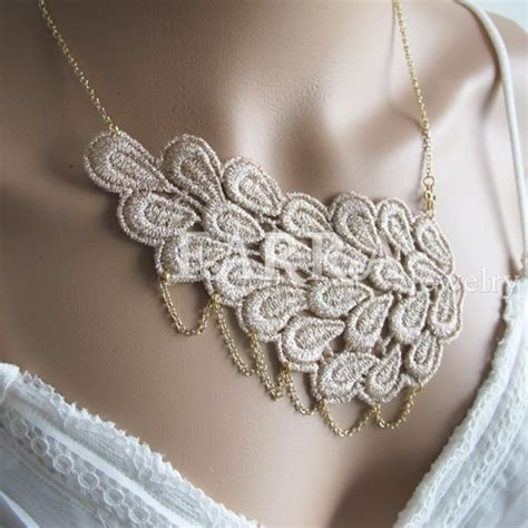 how to make lace jewelry 17 best ideas about lace jewelry on lace